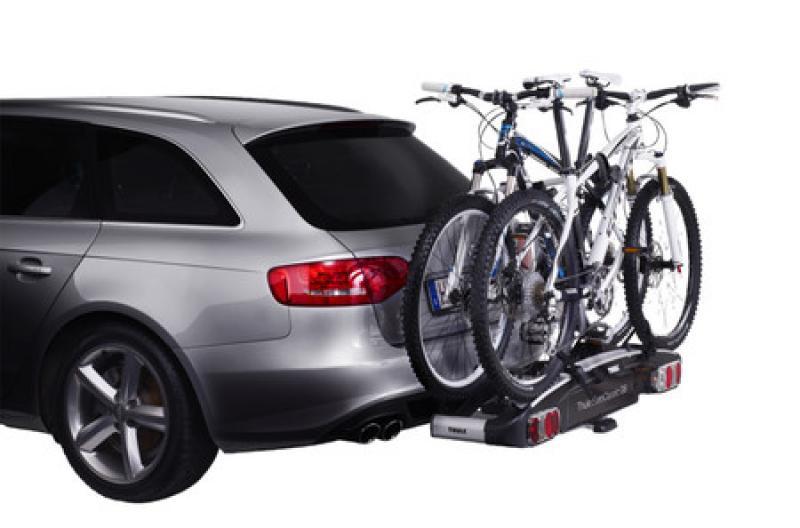 Платформа на фаркоп Thule EuroClassic G6 для 2-х велосипедов 928 Thule EuroClassic G6 928 - фото 5