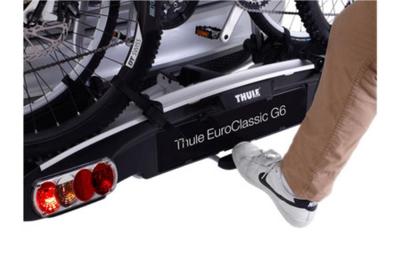 Платформа на фаркоп Thule EuroClassic G6 для 2-х велосипедов 928 Thule EuroClassic G6 928 - фото 2