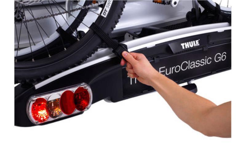 Платформа на фаркоп Thule EuroClassic G6 для 2-х велосипедов 928 Thule EuroClassic G6 928 - фото 3